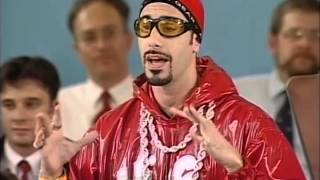 Sacha Baron Cohen (Ali G) Class Day | Harvard Commencement 2004