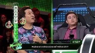 Ngọc Tuyên - Hữu Tín quyết chiến   HTV NHANH NHƯ CHỚP   NNC #20