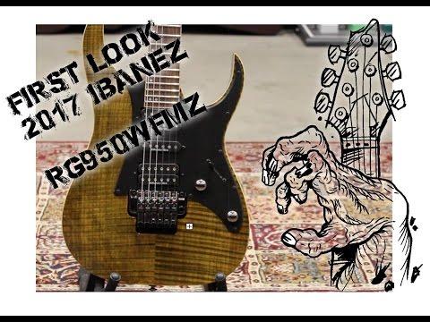 Ibanez RG950WFMZ-TGE Tiger Eye