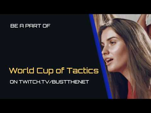 Join the World Cup of Tactics on Football Manager 2020