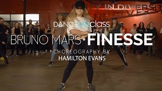 Bruno Mars - Finesse | Hamilton Evans Choreography | DanceOn Class #FinesseBattle