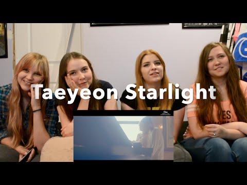 TAEYEON 태연 - Starlight (Feat. DEAN) MV Reaction
