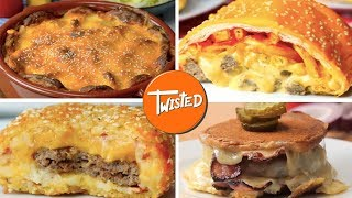 15 Twisted Cheeseburger Recipes