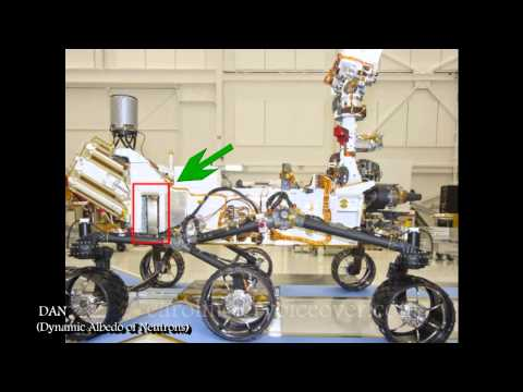 Mars Curiosity Rover Scientific Instruments Explained in Detail - MSL Science Payload