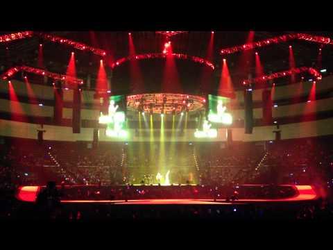 2012台北小巨蛋謝金燕一級棒世界巡迴演唱會~追夢人