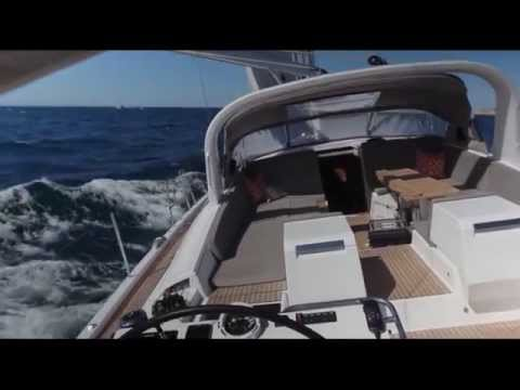 Jeanneau 64 Review and Corsica Sailing