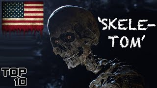 Top 10 Scary West Virginia Urban Legends