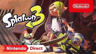 Splatoon 3 – Announcement Trailer – Nintendo Switch