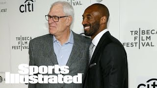 Phil Jackson Unable To Attend Kobe Bryant's Jersey Retirement | SI Wire | Sports Illustrated