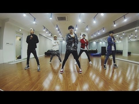 SHINee 샤이니 'Everybody' Dance Practice