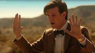 The Doctor Becomes A Cowboy | A Town Called Mercy | Doctor Who