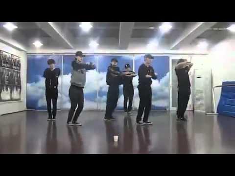[Pre-debut] EXO-K Practice MAMA (54S)