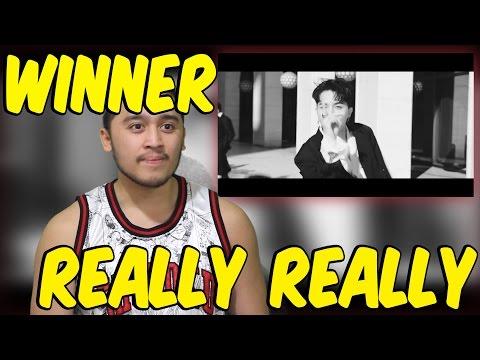 WINNER - 'REALLY REALLY' MV REACTION
