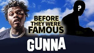 GUNNA   Before They Were Famous   Drip Too Hard   Biography