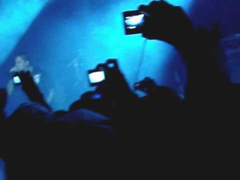 P.O.D. - Kaliforn-Eye-A @ Bola De Neve, SP, Brasil - 25-11-08