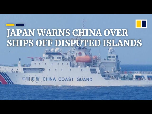 Japan weighs in on South China Sea dispute, including to stress on Beijing