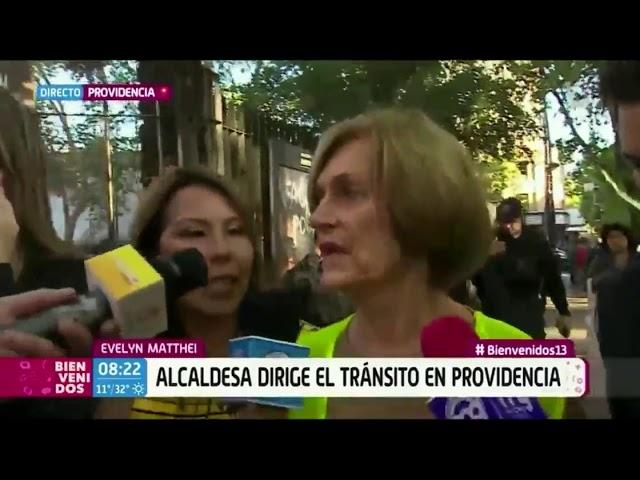 落跑市長!智利女市長逃走後 竟在推特轉發梗圖
