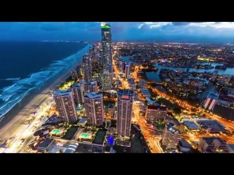 VisitGoldCoast.com presents Surfers Paradise Lifestyle in 30 seconds