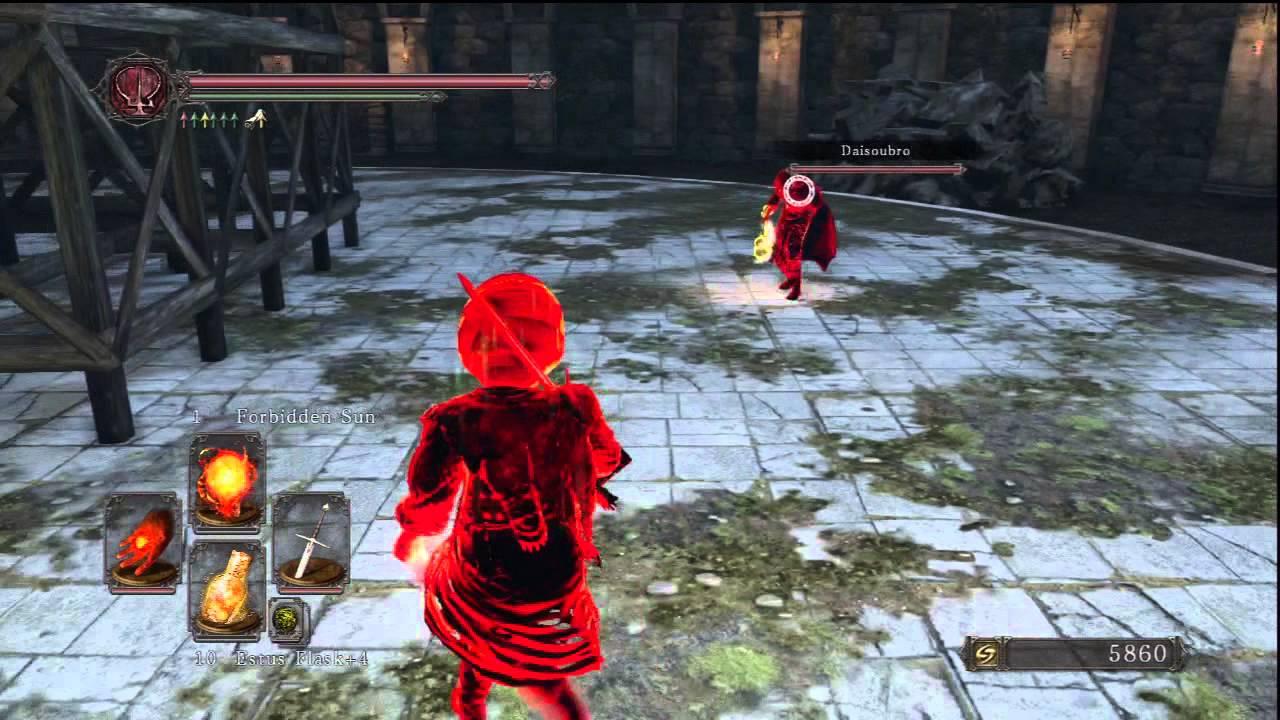 Dark souls 2 matchmaking range