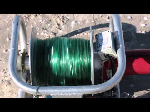 Seahorse Kontiki - Operating the Electric Winch
