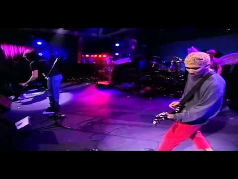 Nirvana - School - Live And Loud HD