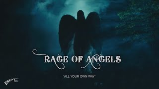 Rage of Angels – All Your Own Way - [OFFICIAL VIDEO]