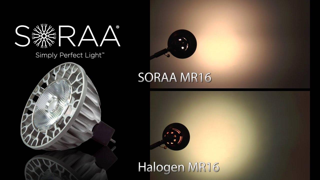 Soraa Led Mr16 Full Spectrum Light Bulb Overview