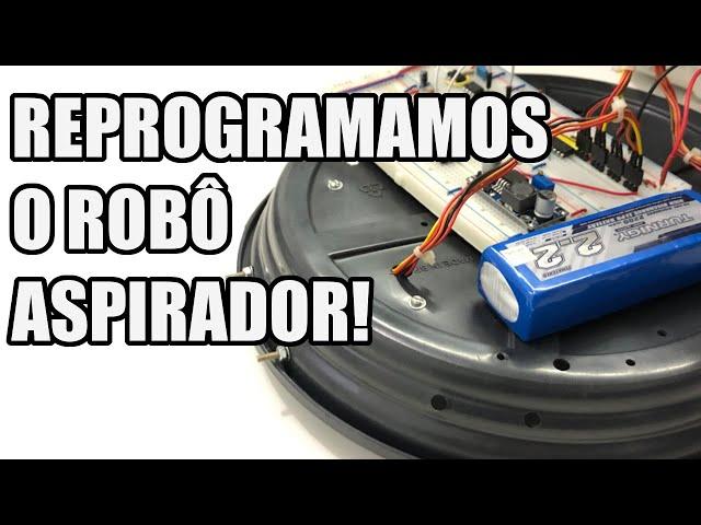 REPROGRAMANDO O DESVIO DO ROBÔ | Usina Robots US-3 #033