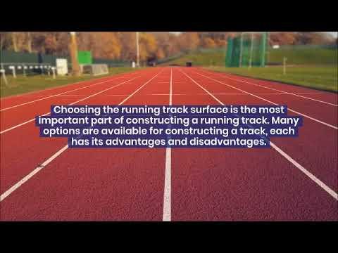 How To Choose The Best Running Track Surface? | Running Tracks Dubai, Abu Dhabi UAE- MBM