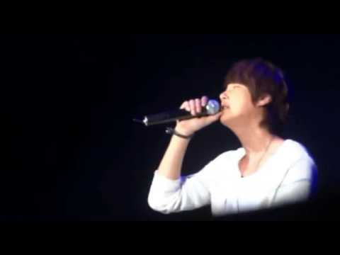 121010 SHS music show in Taiwan I love you