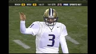 Football: Apple Cup - WSU vs UW 11/23/02
