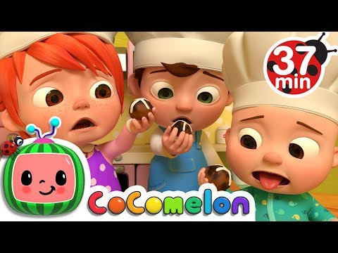Hot Cross Buns   +More Nursery Rhymes & Kids Songs - Cocomelon (ABCkidTV)
