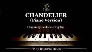 sia---chandelier-(acoustic,-piano)-karaoke - Music Videos