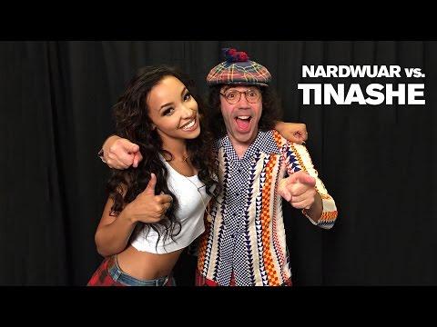 Nardwuar vs. Tinashe