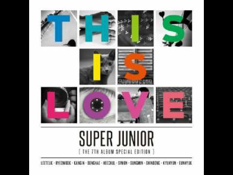 [Full Album] 슈퍼주니어 (Super Junior) - This Is Love (The 7th Album Special Edition)