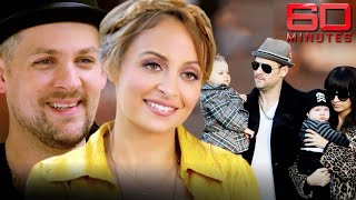 Rare Joel Madden and Nicole Richie interview on young family   60 Minutes Australia