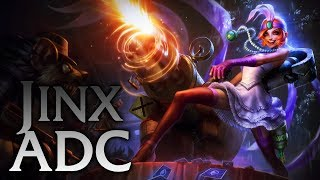 League of Legends | Mafia Jinx ADC - Full Game Commentary