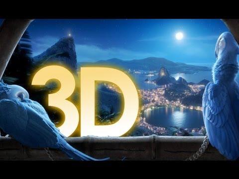 RIO - Trailer 3 Español Latino ~ HD