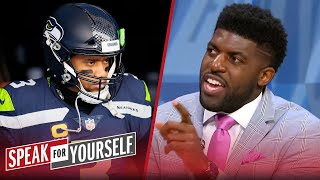Emmanuel Acho explains what Russell Wilson has left to prove in Seattle | NFL | SPEAK FOR YOURSELF