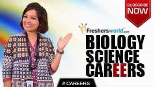 CAREERS IN BIOLOGY SCIENCE – B.Sc,M.Sc,Science technician, Research,Job Opportunities,Salary Package