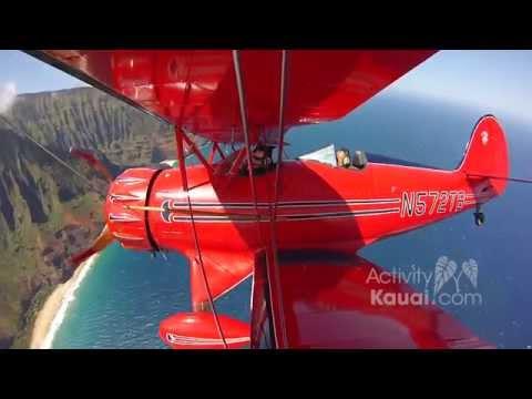 Kauai Air Tour - Red Baron