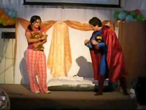 Drama # 6. Jesus es mi superheroe (1 parte)