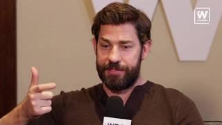 John Krasinski Pitches Idea For 'The Office' Revival and Talks Favorite Moment