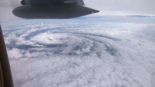 Hurricane Hunters Web Exclusive: World Class View