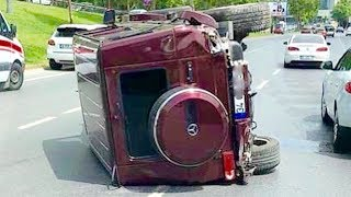 Stupid DRIVERS On RUSSIAN ROADS! Driving Fails June 2018 II
