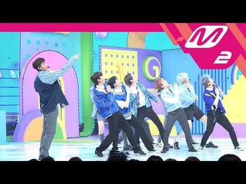 [MPD직캠] 펜타곤 직캠 4K '빛나리(Shine)' (PENTAGON FanCam) | @MCOUNTDOWN_2018.4.5