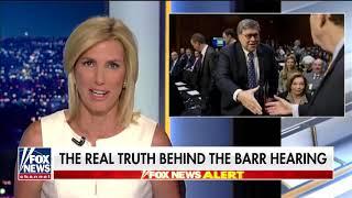 Ingraham 'Left Launches Slanderous Attacks On AG Barr'