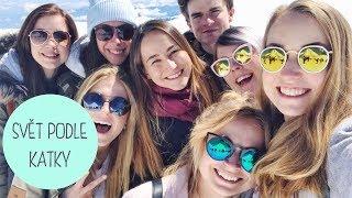 Výlet s youtubery do Švýcarska | VLOG