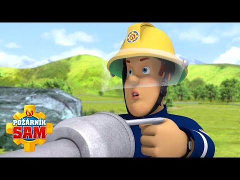 Požiarnik Sam - Vodné delo