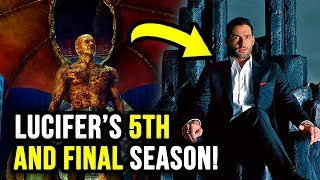 Lucifer RENEWED! Why Will Season 5 Be Its FINAL Season?